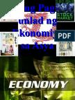 Ang Pag-Unlad Ng Ekonomiya Sa Asya