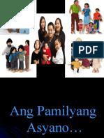 Ang Pamilyang Asyano