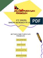 Metabolisme Purin Dan 2