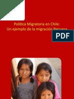 Política Migratoria en Chile