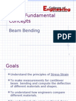 Beam Bending_Introductory Presentation