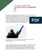 Enemigos de la OTAN en Irak y en Afganistán, aliados en Libia - Reciclando a los hombres de Ben Laden