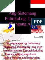 Pulitikal Ng Timog-Silangang Asya