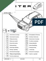Инструкция по монтажу звукового сигнала (тревоги от попыток проникновения) без удаленного Renault Duster