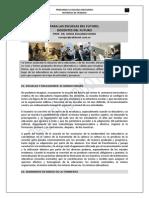 06. LA ESCUELA DEL FUTURO + NUEVAS ESCUELAS, NUEVOS DOCENTES