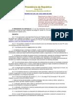 Decreto 6481-Piores Formas