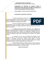 Esclarecimento Comunidade Universitria - Verso Definitiva 23 de Maio (1)