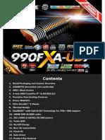 Gigabyte-GA-990FXA-UD7 Motherboard