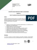 Agenda Encuentros Nación Territorio 2011