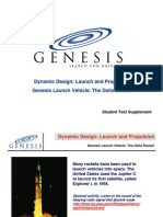 Launch and Propulsion Genesis Launch Vehicle