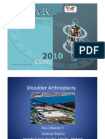 Shoulder Arthroplasty. Raul Alonso T., Vicente Rivera