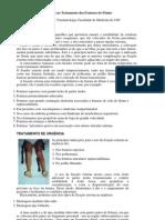 Uso dos Fixadores Externos no Tratamento das Fraturas do Fêmur.  Walter Targa