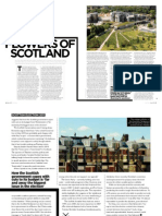 Flower Of Scotland - Total Politics - April 2011