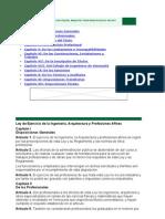 Leyes de Venezuela Ing Civil
