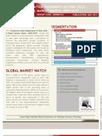 Cryopreservation Equipments in Stem Cells Market, 2009-2015