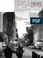 Newsletter EPSA n18 Février 2011