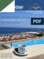 EPSA Newsletter Février 2010