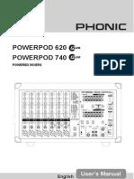 Powerpod Manual