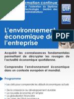 Environnement Eco Entreprise