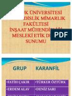 GRUP KARANFİL