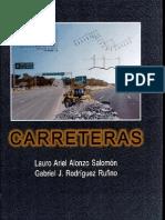 Carreteras Escrito por Lauro Ariel Alonzo Salomón. Gabriel J. Rodríguez Rufino