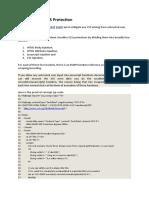Bypassing OWASP ESAPI XSS Protection Inside Javascript