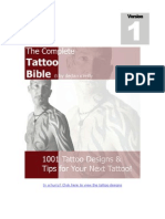 The Complete Tattoo Bible Part 1