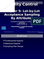 09 Lot-By-lot Acceptance Sampling for Attributes