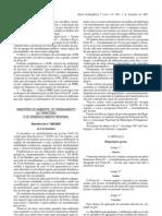 Decreto-Lei n.º 308-2007 de 3 de Setembr