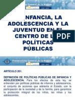 Martha Lucia Bustamante - Procuradora delegada Para la Defensa de los Derechos de la Infancia, la Adolescencia y la Familia
