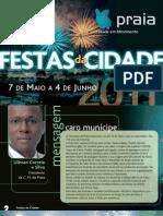 Festas da Cidade 2011 CMP