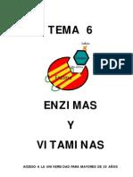 6. ENZIMAS Y VITAMINAS