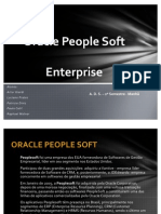 Oracle People Soft