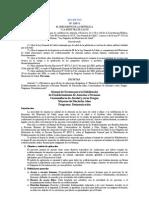Decreto32997SManualdeNormasparalahabilitaciondeEstablecimientos de Atencion