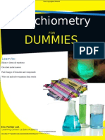 Beginners Guide to Stoichiometry