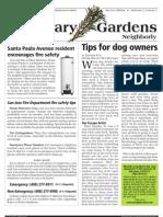 Rosemary Gardens Neighborly - Vol. 2, Issue 3