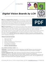 Digital Vision Board Sessions for Your Organization/ Event