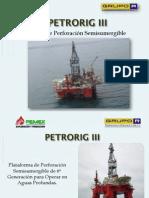 PETRO RIG  III / BI-CENTENARIO