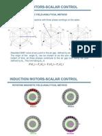 Induction Motors-scalar Control