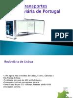 Os Transportes Rodoviarios - RL maio2011-apresentação