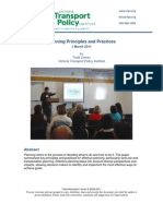 Planning Principles and Pratice