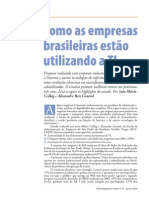 Como as Empresas Brasileiras Estao Utilizando a TI