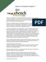 Electronics Workbench v5 en Español Completo