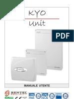 Bentel - Manuale d'Uso 2.4