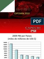 Eduardo McBride - CAPECHI - Crecimiento de las inversiones chinas en el Perú