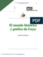 Anon - El Mundo Historico Y Poetico de Goya 2