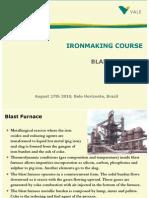 Iron Making Course - Blast Furnace