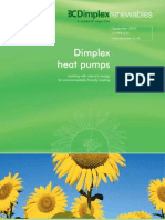 DIMPLEX Heat Pump Comprehensive Brochure Web