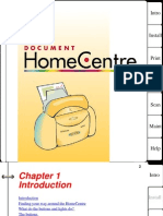 Document Home Centre User Guide