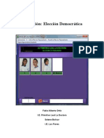 Tutorial Programa Proceso Electoral